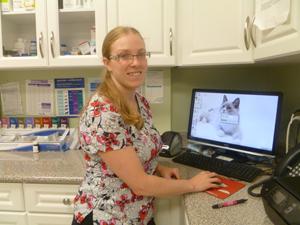 Animal Hospital Staff Member, Rosswell Animal Hospital